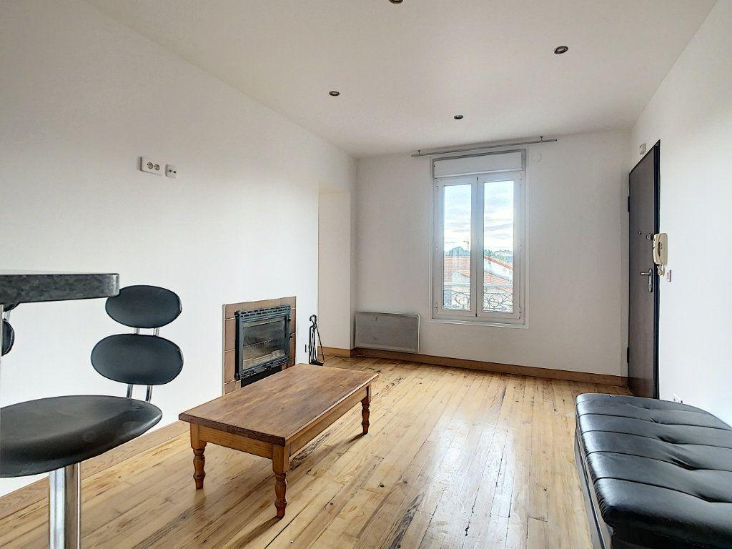 Appartement à louer 3 40.26m2 à Champigny-sur-Marne vignette-2
