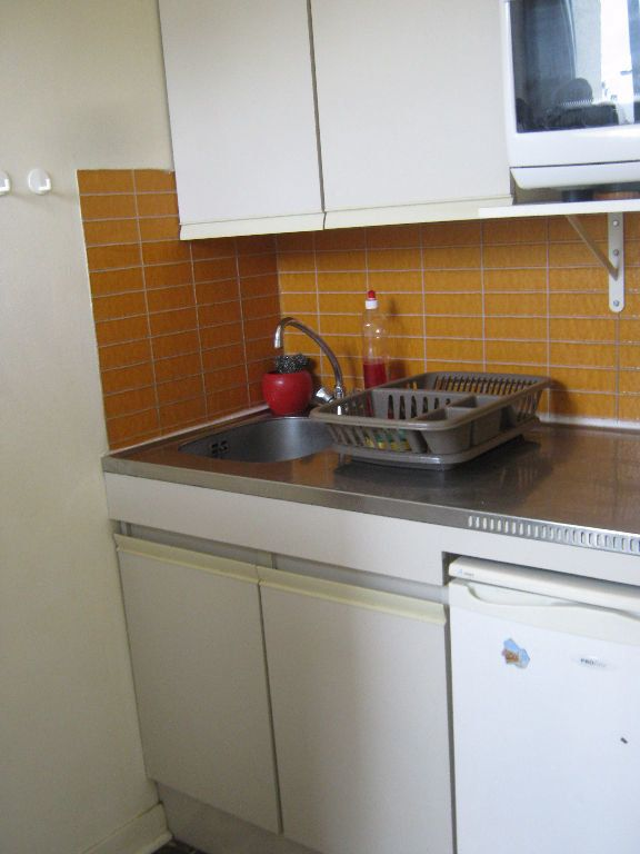 Appartement à louer 1 28m2 à Limoges vignette-3