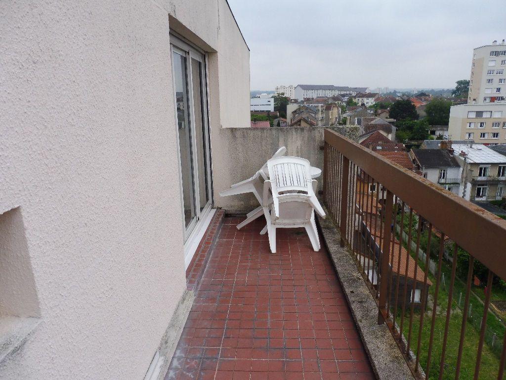 Appartement à louer 1 21.97m2 à Limoges vignette-7