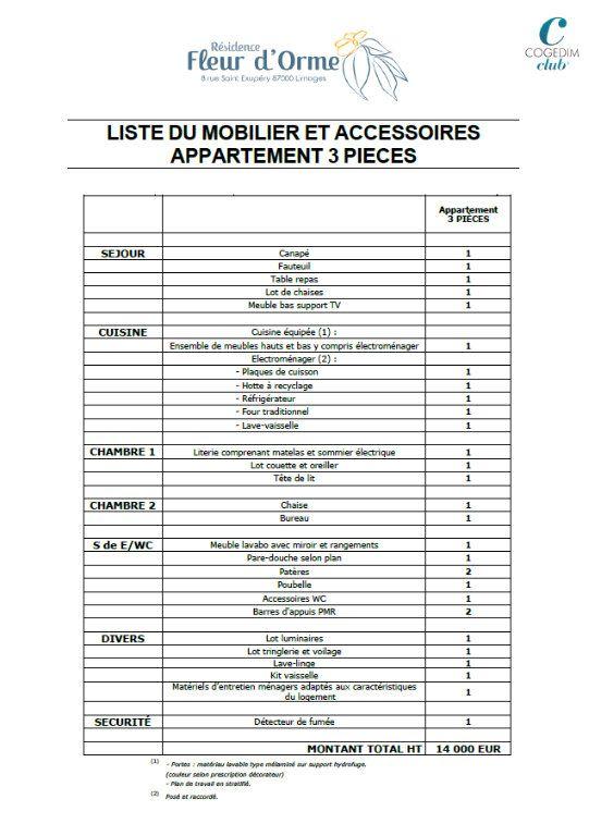 Appartement à vendre 3 63.44m2 à Limoges vignette-8
