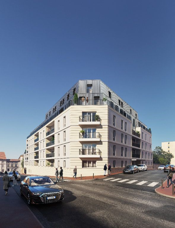 Appartement à vendre 3 58.36m2 à Limoges vignette-2