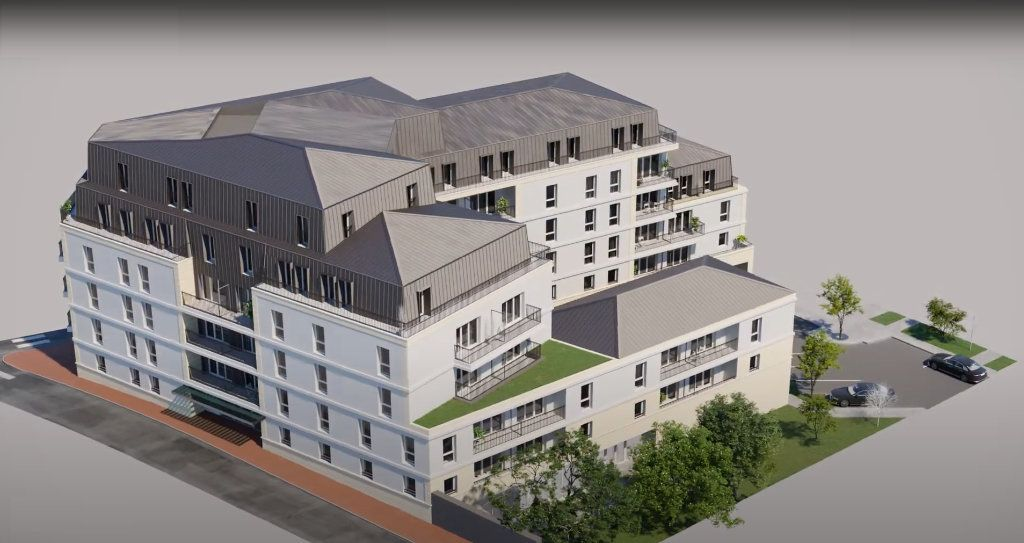 Appartement à vendre 1 32.92m2 à Limoges vignette-3
