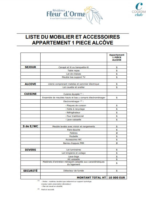 Appartement à vendre 1 32.92m2 à Limoges vignette-8