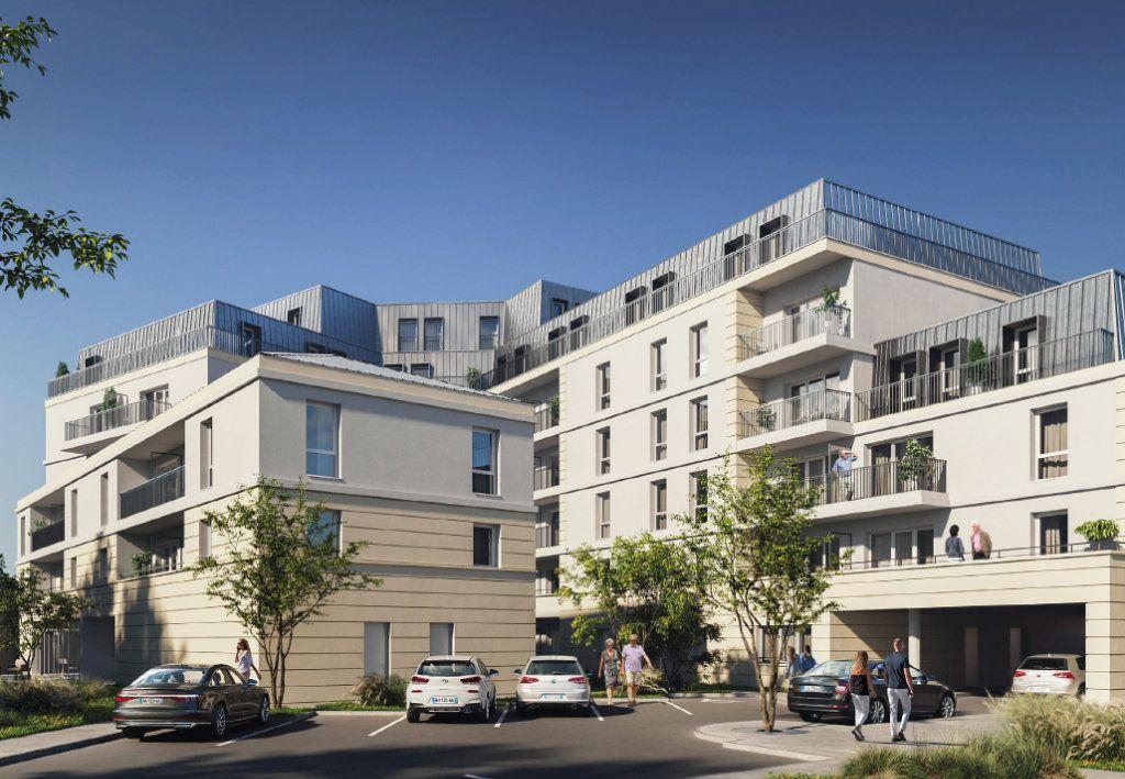 Appartement à vendre 1 43.58m2 à Limoges vignette-1