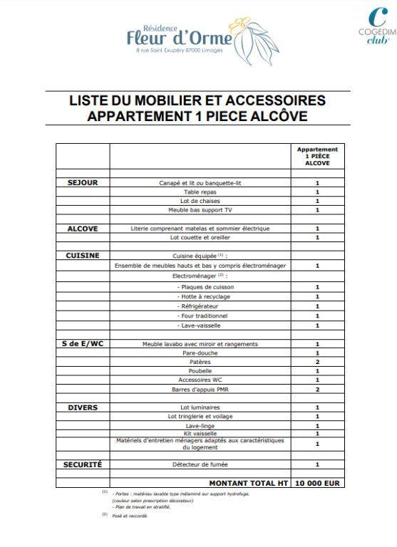 Appartement à vendre 1 43.58m2 à Limoges vignette-8