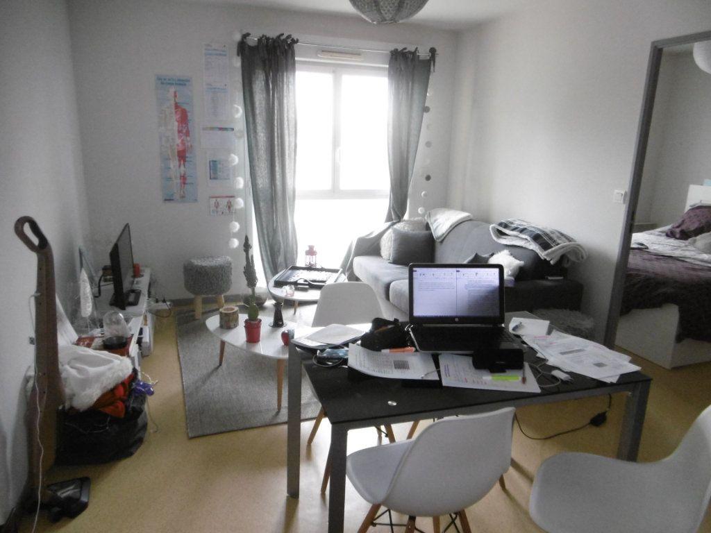 Appartement à louer 2 35.03m2 à Limoges vignette-2