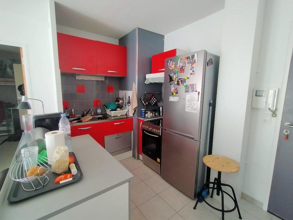 Appartement à louer 2 39.96m2 à Limoges vignette-2