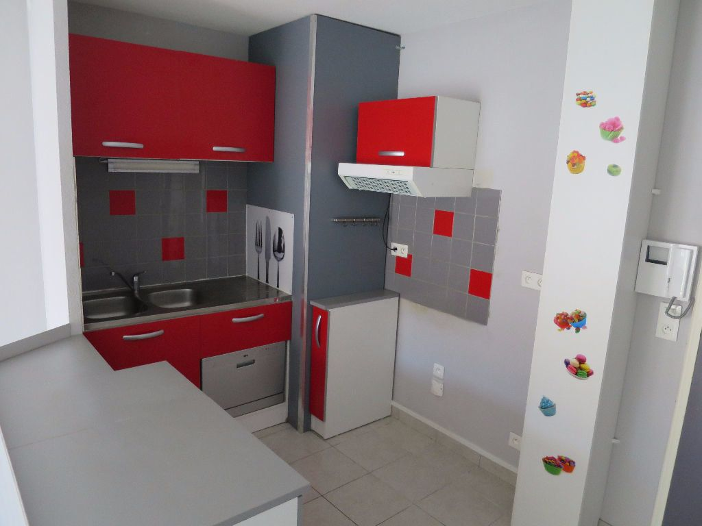 Appartement à louer 2 39.96m2 à Limoges vignette-3