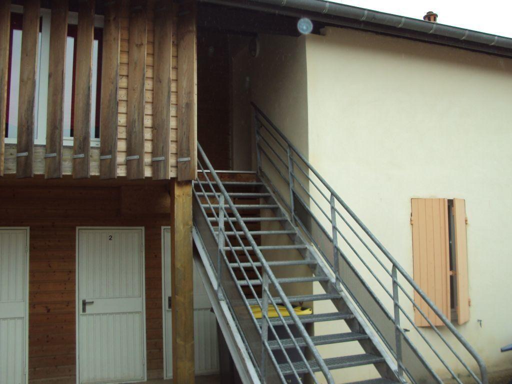 Appartement à louer 1 24m2 à Mont-de-Marsan vignette-6