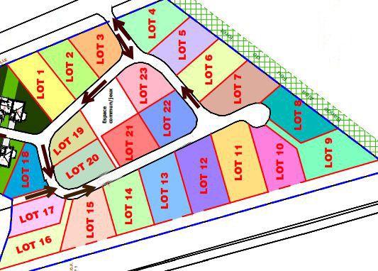 Terrain à vendre 0 706m2 à Morcenx vignette-8