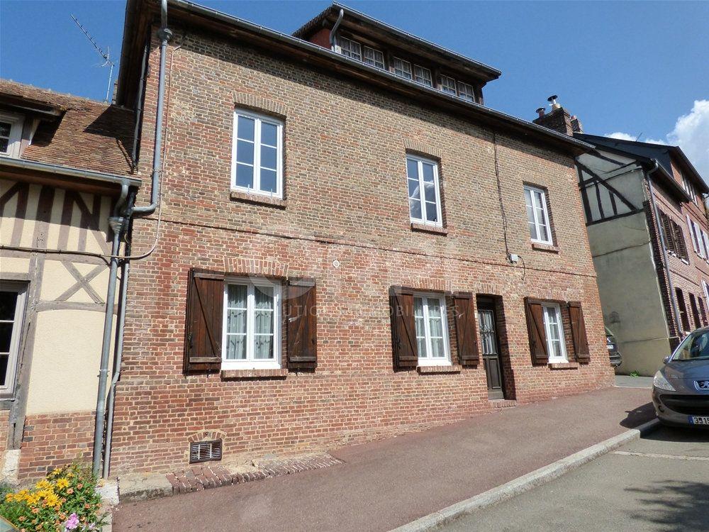 Maison à vendre 7 138m2 à Lyons-la-Forêt vignette-1