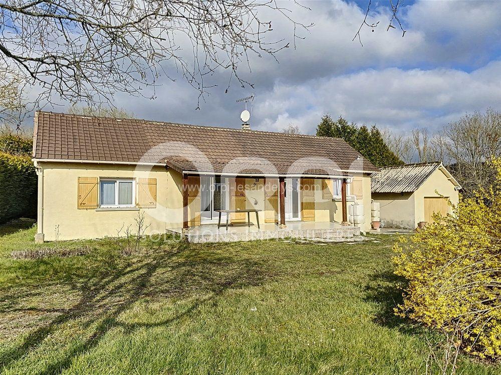 Maison à vendre 3 65m2 à Rosay-sur-Lieure vignette-1