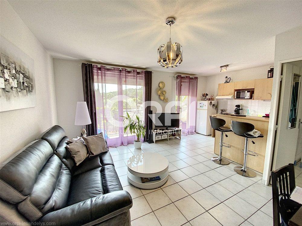 Appartement à vendre 2 42.85m2 à Les Andelys vignette-4