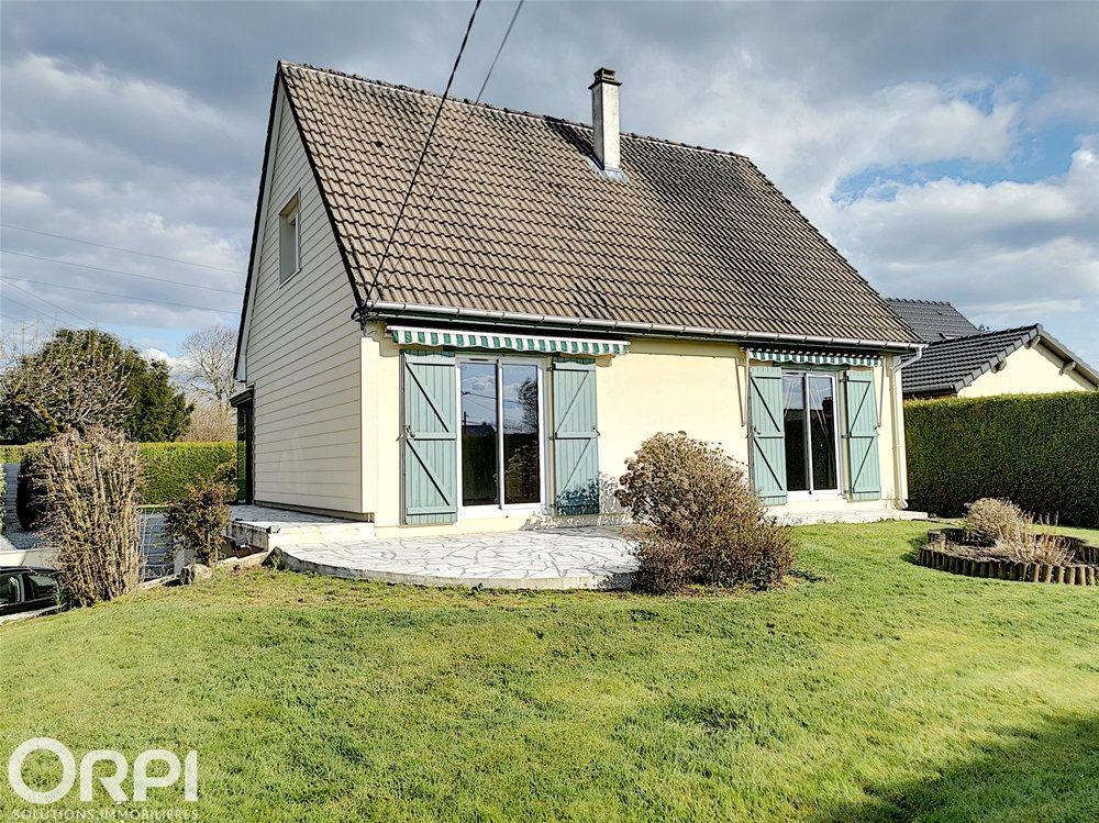 Maison à vendre 6 116m2 à Martainville-Épreville vignette-1