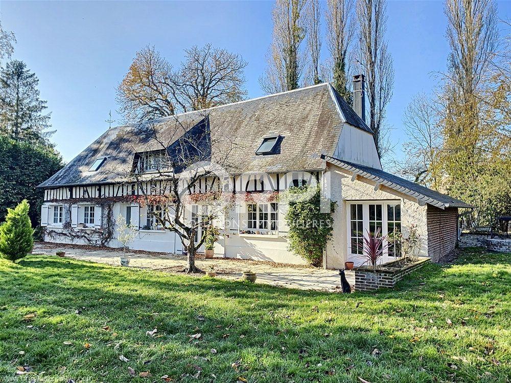 Maison à vendre 7 188m2 à Les Andelys vignette-1