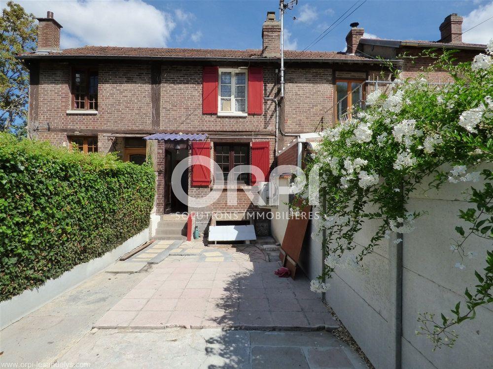Maison à vendre 4 50m2 à Les Andelys vignette-1