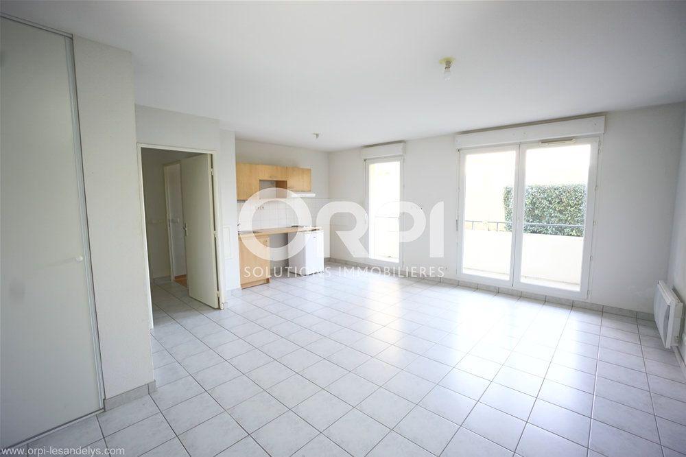 Appartement à vendre 2 42.9m2 à Les Andelys vignette-2