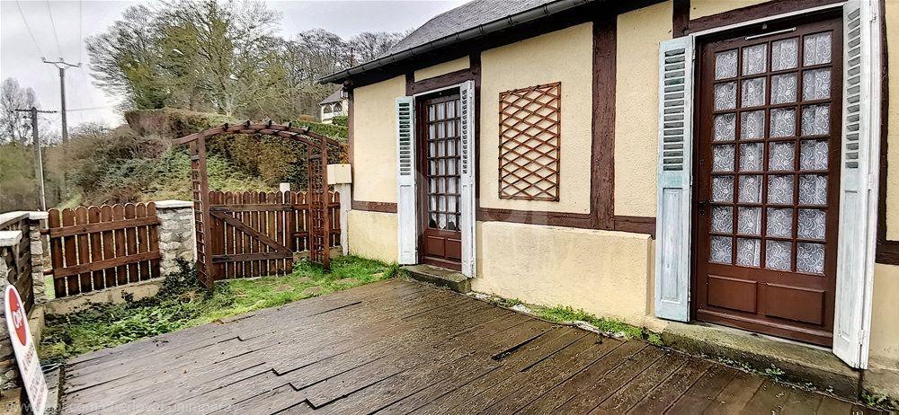 Maison à vendre 2 40m2 à Rosay-sur-Lieure vignette-7