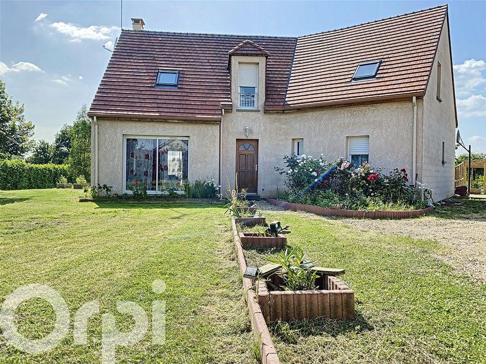 Maison à vendre 8 168m2 à Mézières-en-Vexin vignette-1