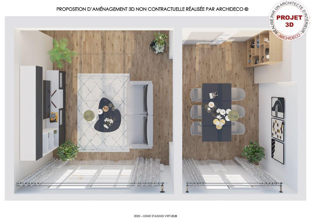 Appartement à vendre 3 76m2 à Boulogne-sur-Mer plan-1