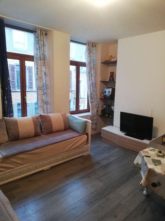 Appartement à vendre 2 37m2 à Boulogne-sur-Mer vignette-1