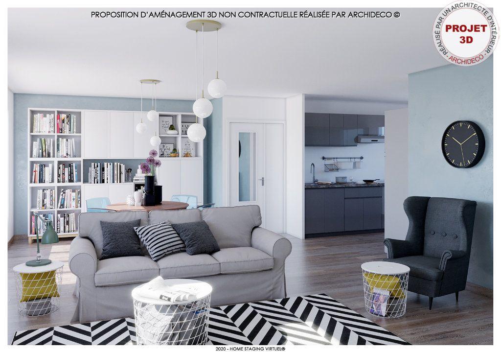 Appartement à vendre 4 70m2 à Boulogne-sur-Mer vignette-1