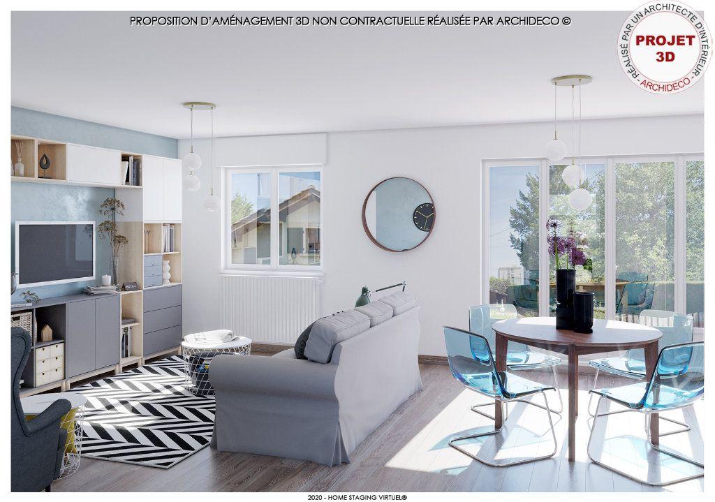 Appartement à vendre 4 70m2 à Boulogne-sur-Mer vignette-3