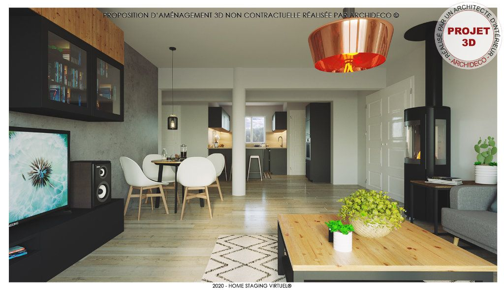 Appartement à vendre 4 80.28m2 à Boulogne-sur-Mer vignette-2