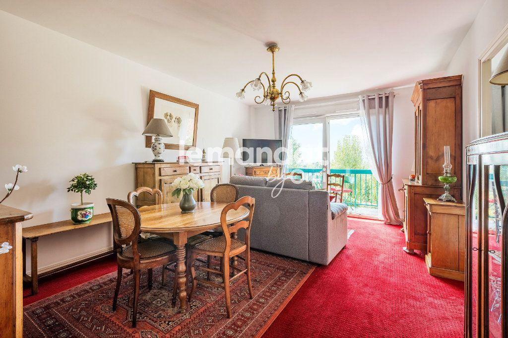 Appartement à vendre 3 62m2 à Boulogne-sur-Mer vignette-2