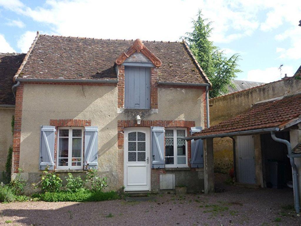 Maison à louer 2 37m2 à Dampierre-en-Burly vignette-1