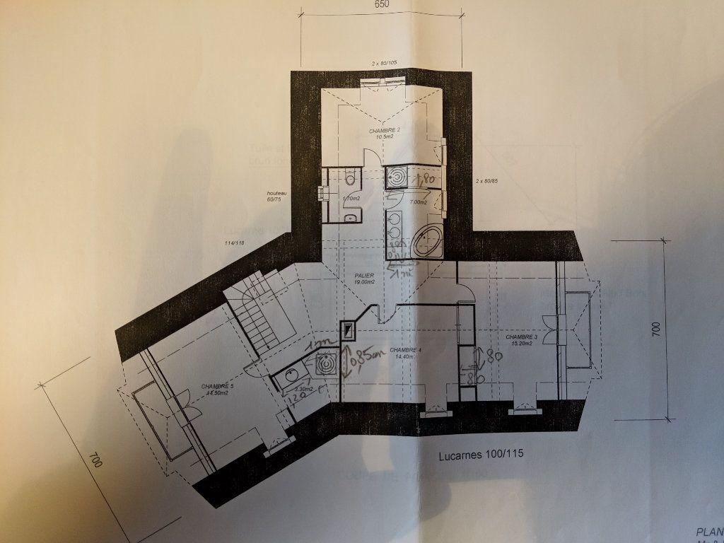 Maison à vendre 8 250m2 à Saint-Aquilin-de-Pacy plan-3