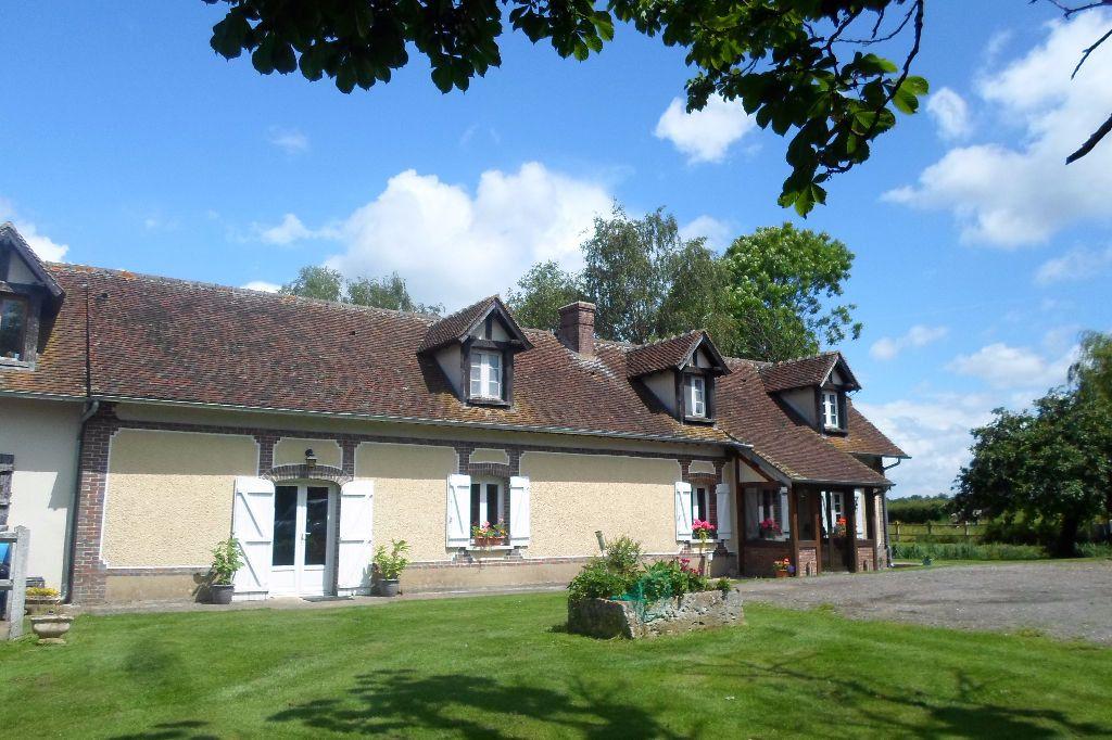 Maison à vendre 6 150m2 à Chavigny-Bailleul vignette-1