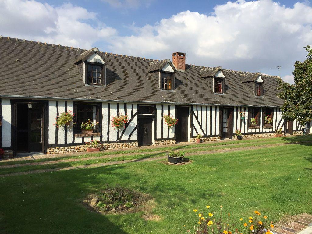 Maison à vendre 7 162m2 à Buis-sur-Damville vignette-1