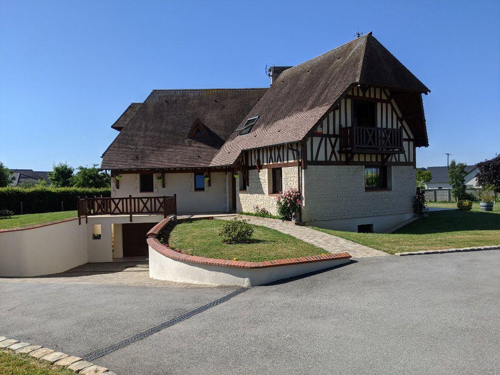 Maison à vendre 8 250m2 à Saint-Aquilin-de-Pacy vignette-1