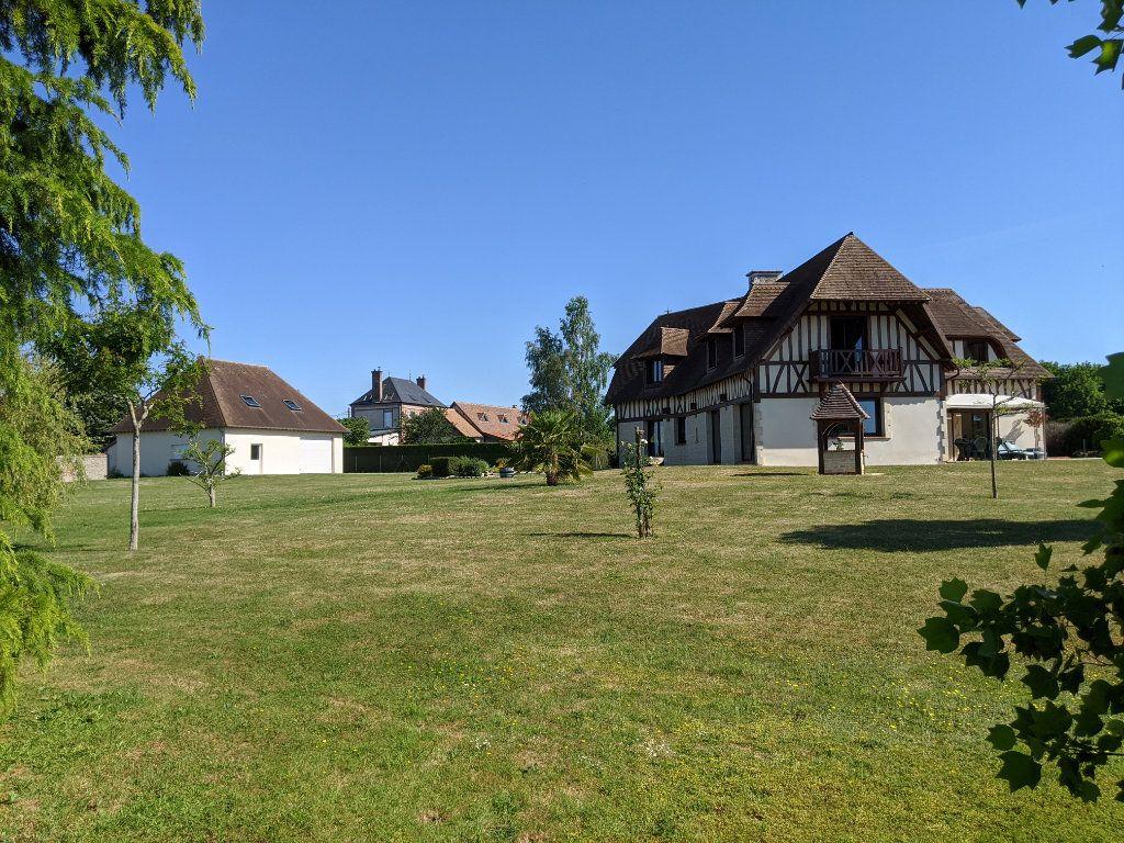 Maison à vendre 8 250m2 à Saint-Aquilin-de-Pacy vignette-2