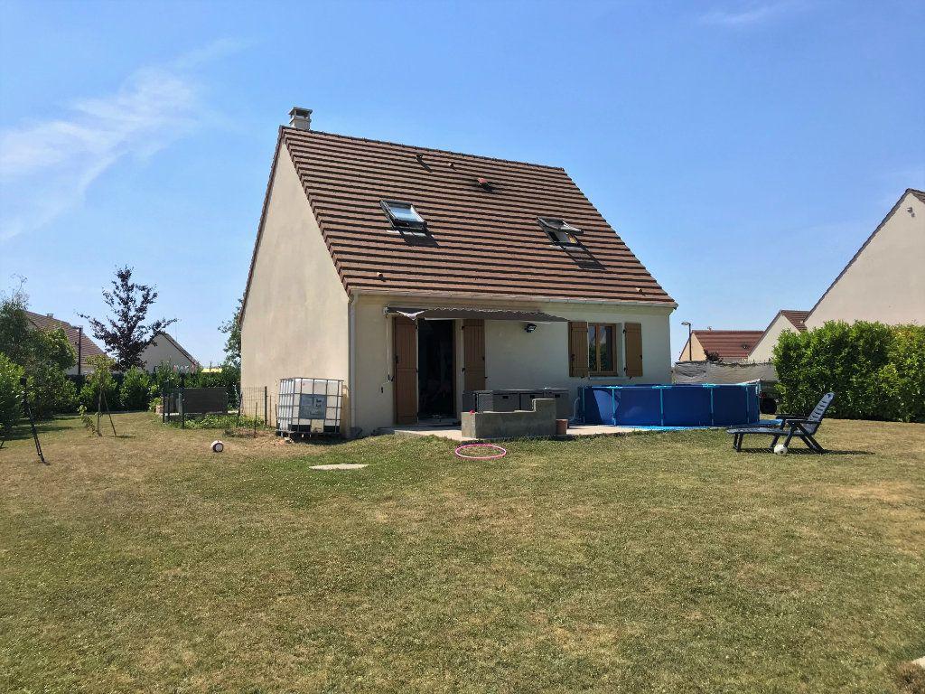 Maison à vendre 5 90m2 à Saint-André-de-l'Eure vignette-1