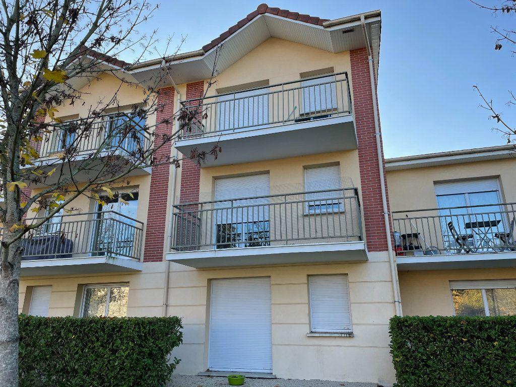 Appartement à louer 2 43.72m2 à Évreux vignette-2