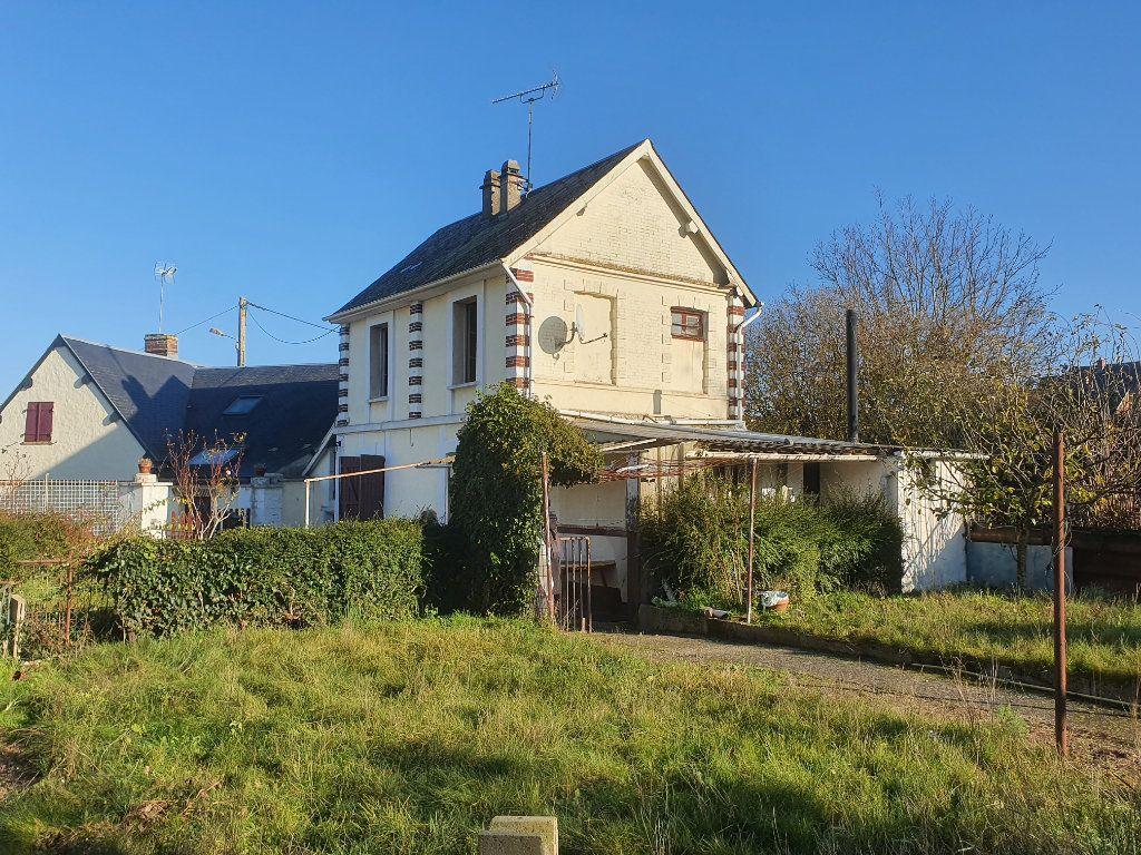 Maison à vendre 5 78m2 à Saint-André-de-l'Eure vignette-1