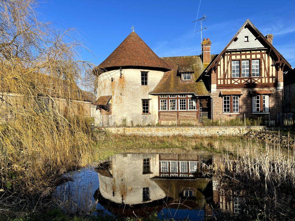 Maison à vendre 8 219.5m2 à Buis-sur-Damville vignette-1