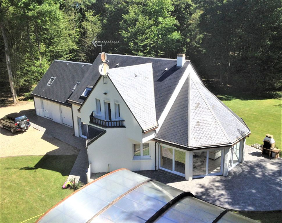Maison à vendre 9 215m2 à Mousseaux-Neuville vignette-1
