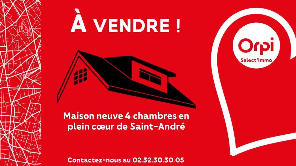 Maison à vendre 6 100m2 à Saint-André-de-l'Eure vignette-1
