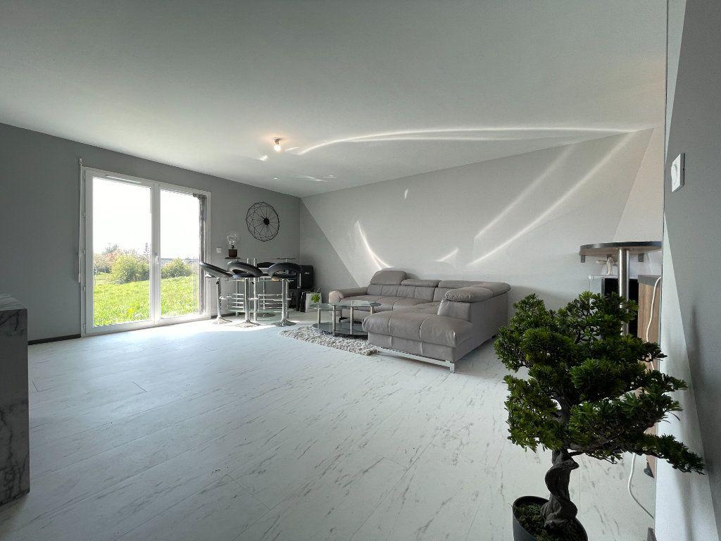 Maison à vendre 3 62.55m2 à Bémécourt vignette-1