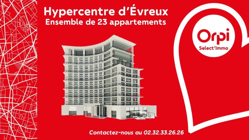 Immeuble à vendre 0 1500m2 à Évreux vignette-1