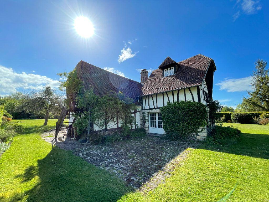 Maison à vendre 7 144m2 à Sainte-Marguerite-de-l'Autel vignette-1