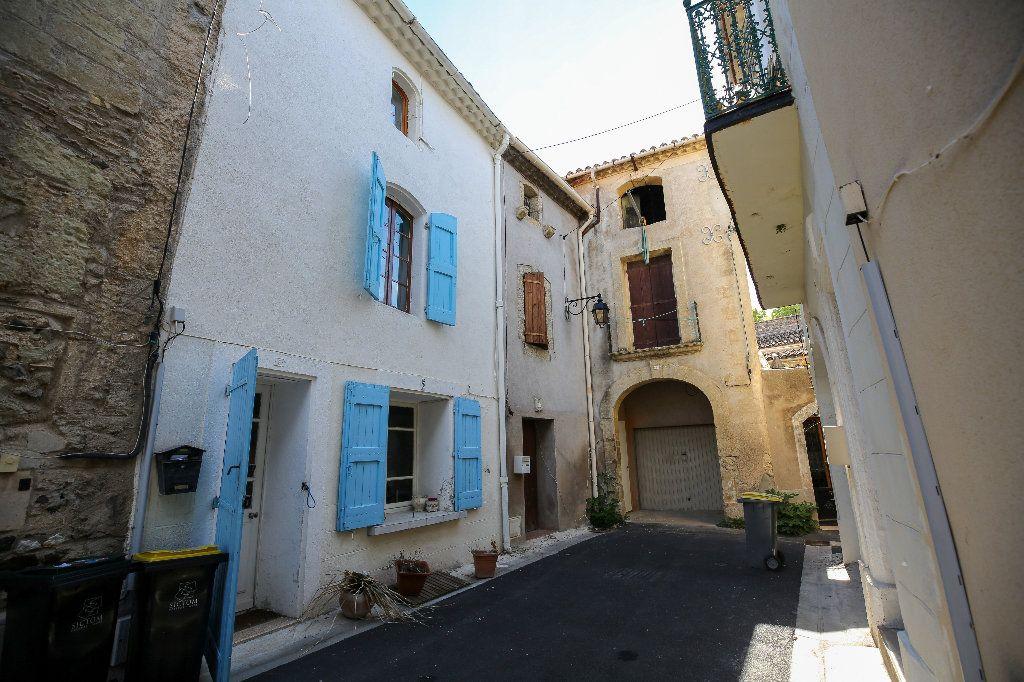 Maison à vendre 4 90m2 à Lézignan-la-Cèbe plan-1