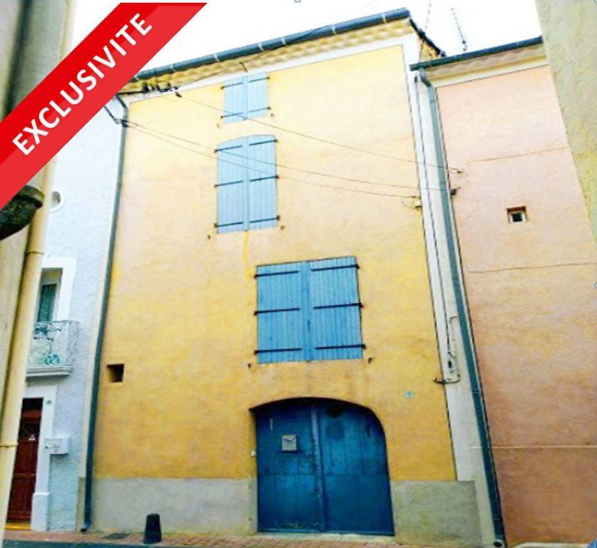 Maison à vendre 4 60m2 à Florensac vignette-1