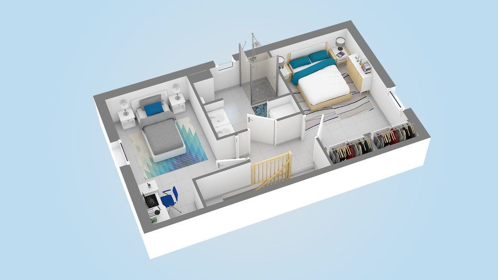 Appartement à vendre 4 72m2 à Béziers vignette-3
