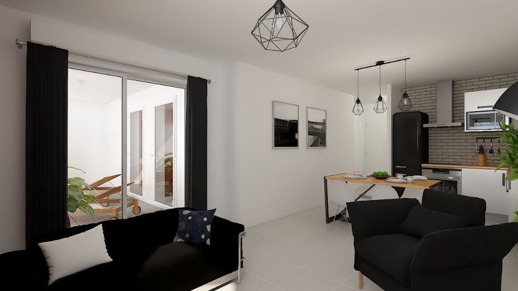 Appartement à vendre 3 61.61m2 à Béziers vignette-2