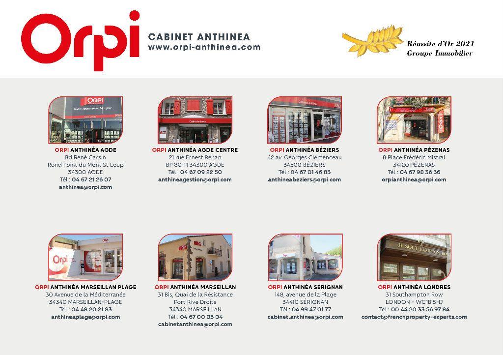 Maison à vendre 3 60m2 à Castelnau-de-Guers vignette-11