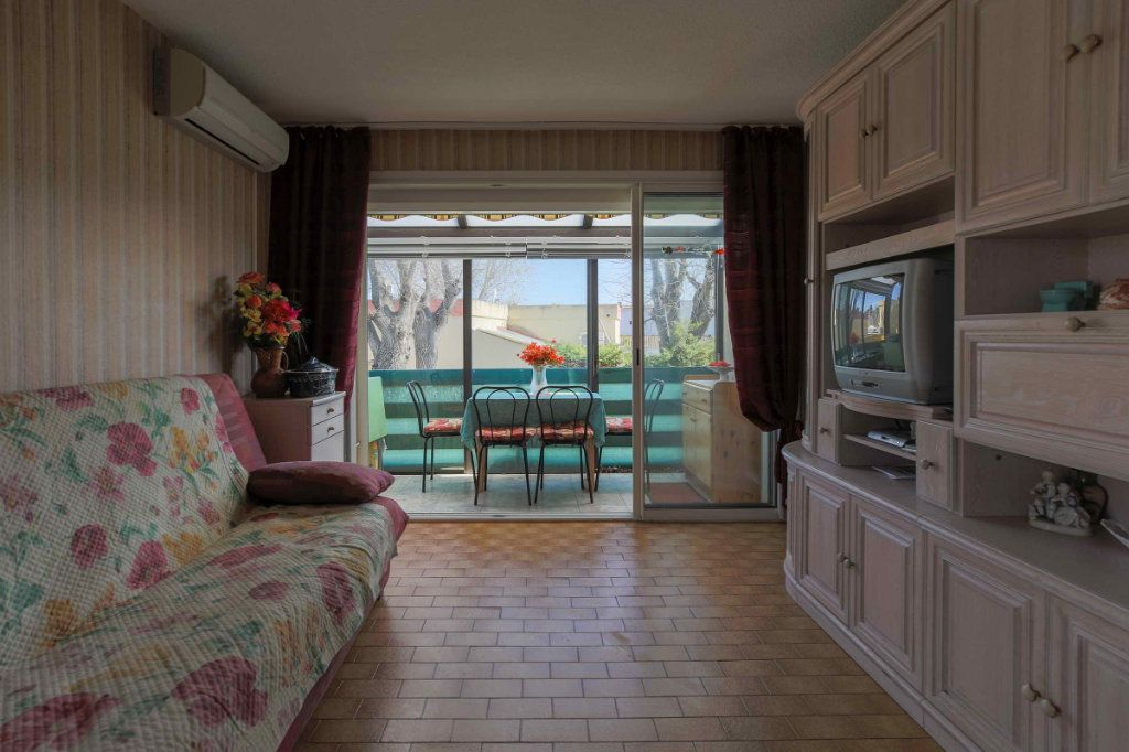Appartement à vendre 2 33m2 à Marseillan vignette-2